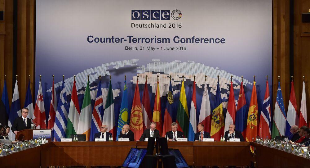 Organização para a Segurança e Cooperação na Europa (OSCE)