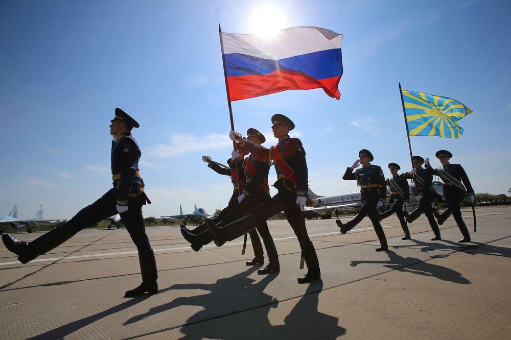 'Aviadarts 2016' na Crimeia