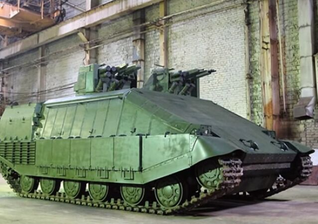 Tanque Azovets