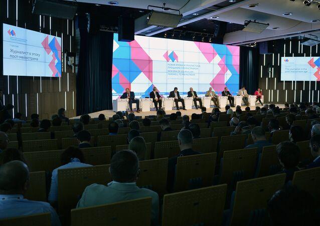 O fórum midiático internacional Nova Época do Jornalismo: a Despedida do Mainstream