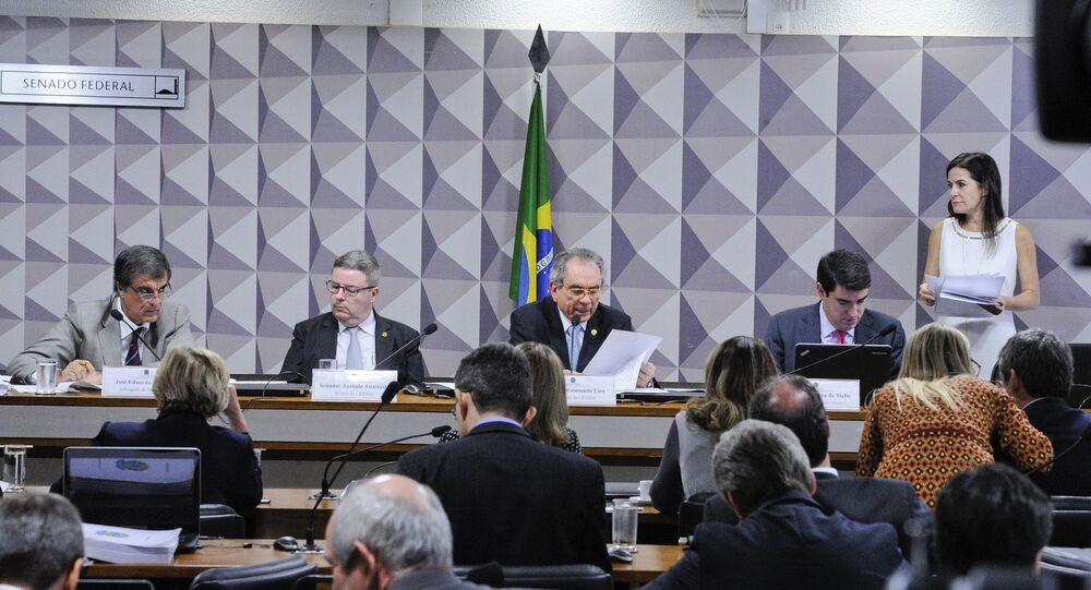 Comissão Especial do Impeachment 2016 se reúne nesta segunda-feira (6) para decidir calendário de atividades
