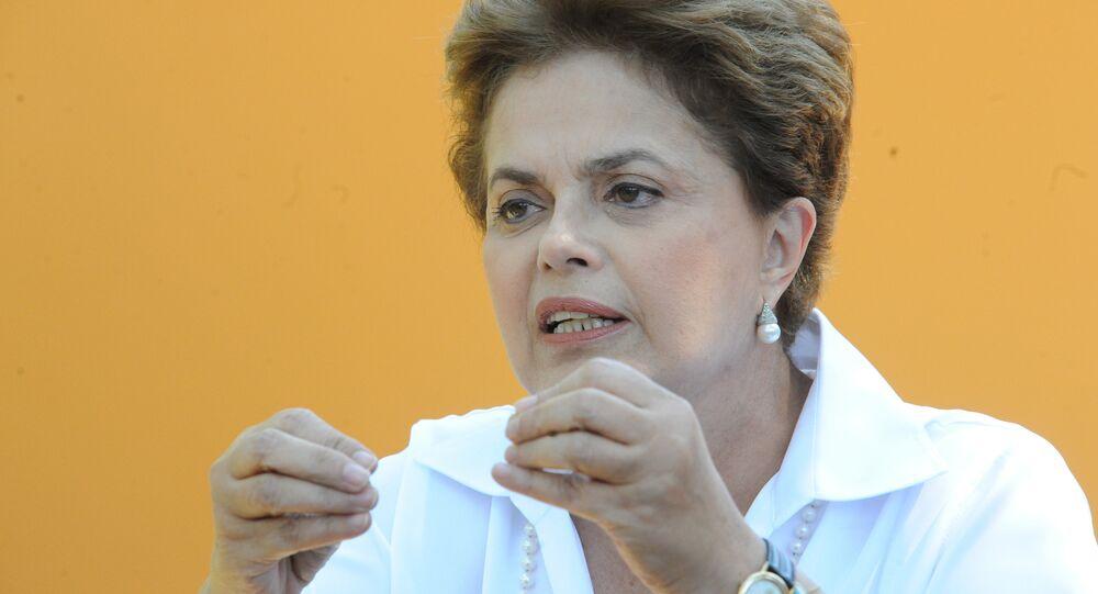 Dilma entrevista