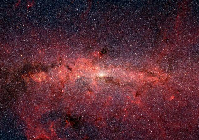 Espaço profundo (foto de arquivo)