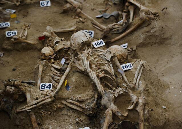 Escavação Arqueologia