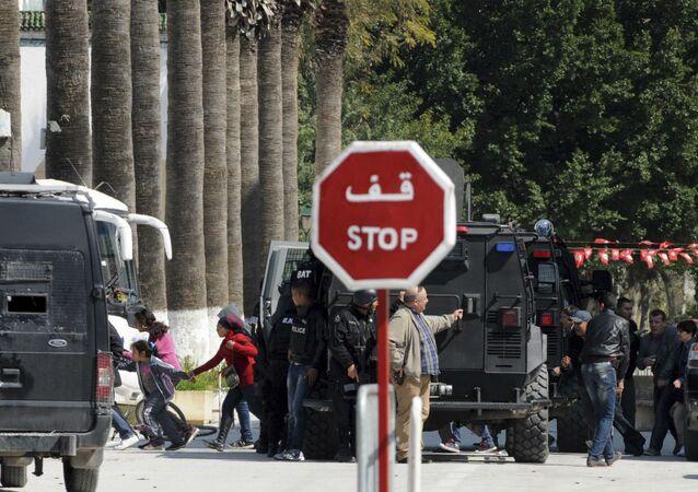 Atentado na Tunísia (foto de arquivo)