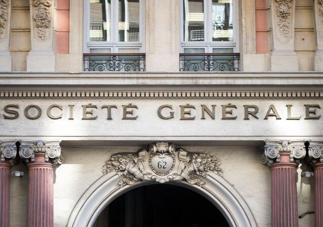 Banco francês Société Générale