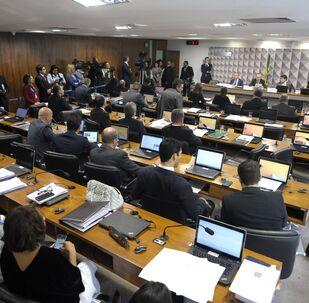 Comissão Especial do Impeachment no Senado Federal
