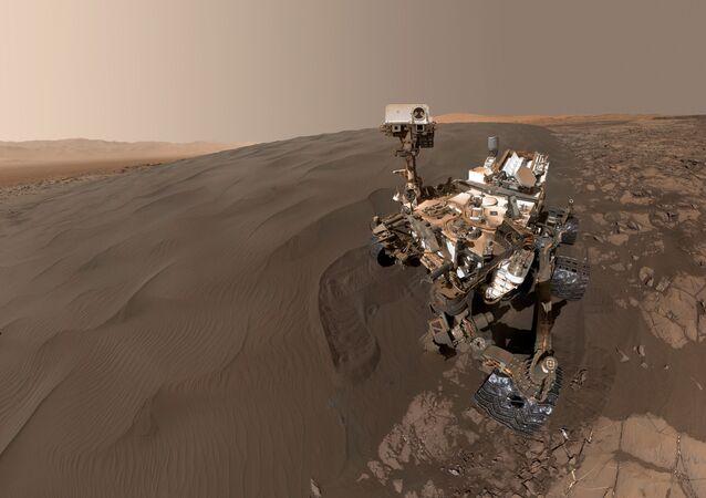 Mars rover da NASA