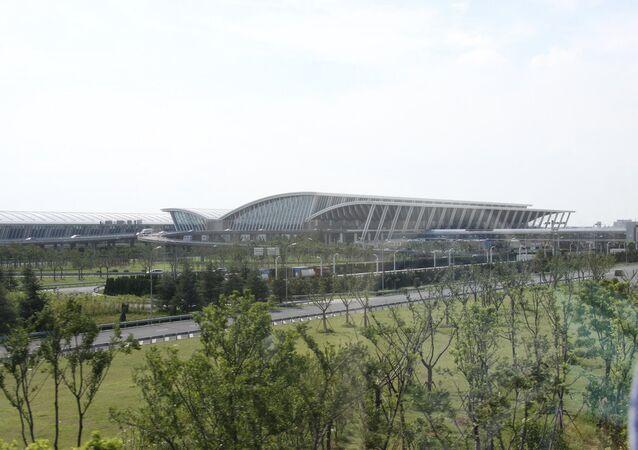 Aeroporto de Xangai