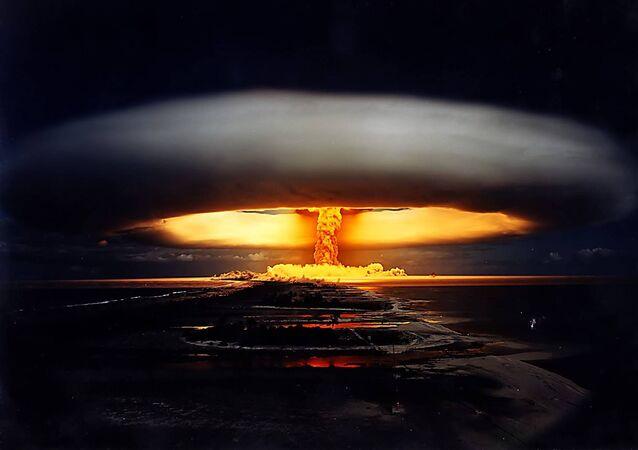 Teste nuclear