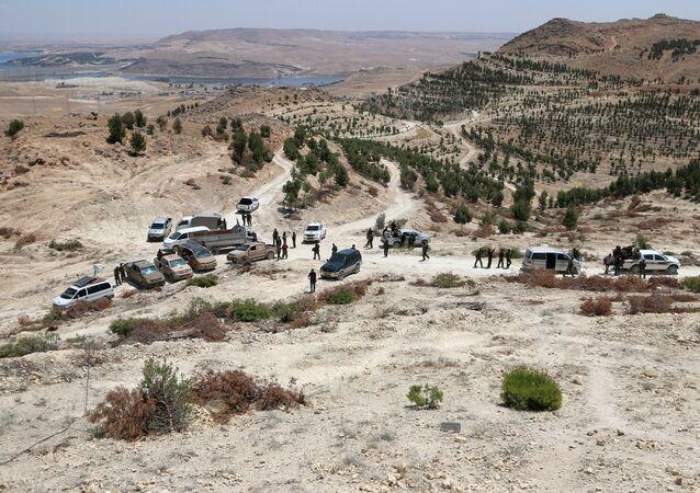 Manbij, província de Aleppo