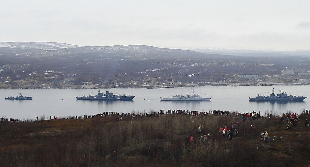 Frota do Norte da Rússia