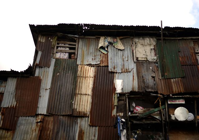 Favela nas Filipinas