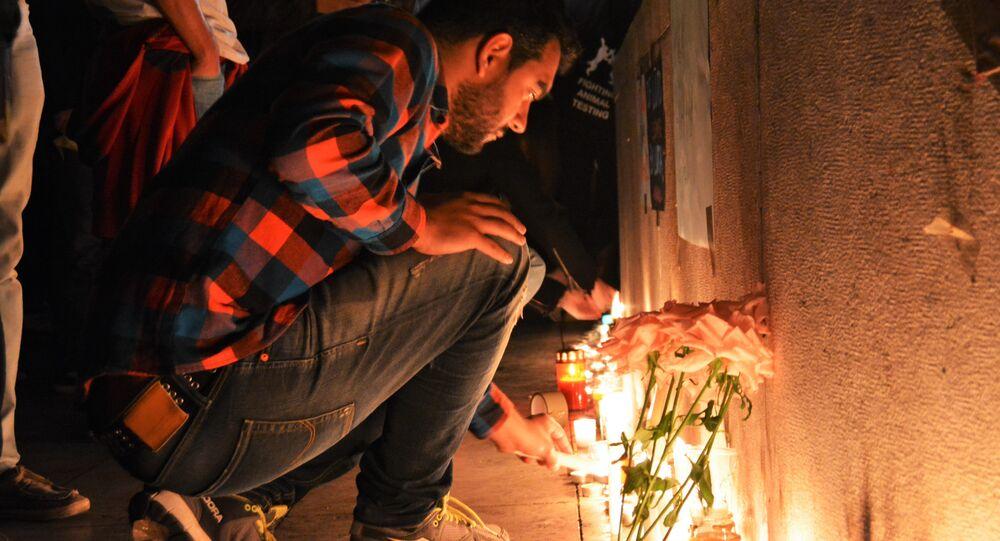 Lisboa: ato pelas vítimas de ataque em Orlando