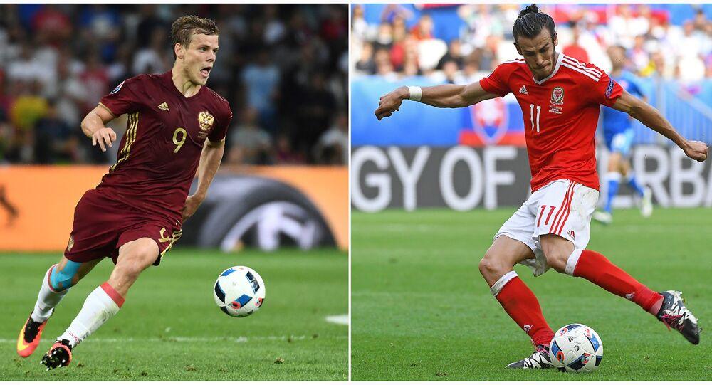 Aleksander Kokorin x Gareth Bale