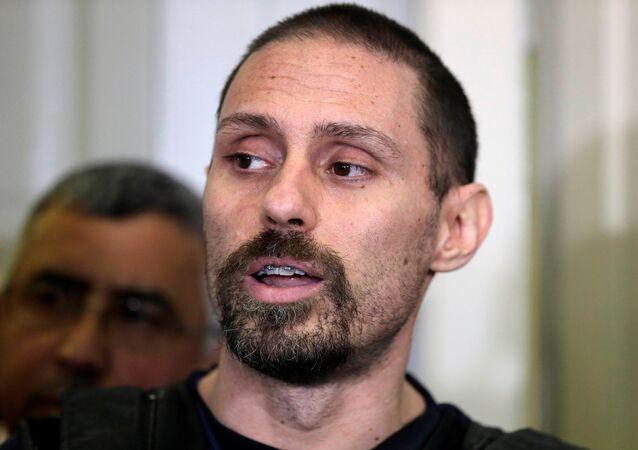 O empresário farmacêutico argentino Ibar Pérez Corradi, fugido no Paraguai