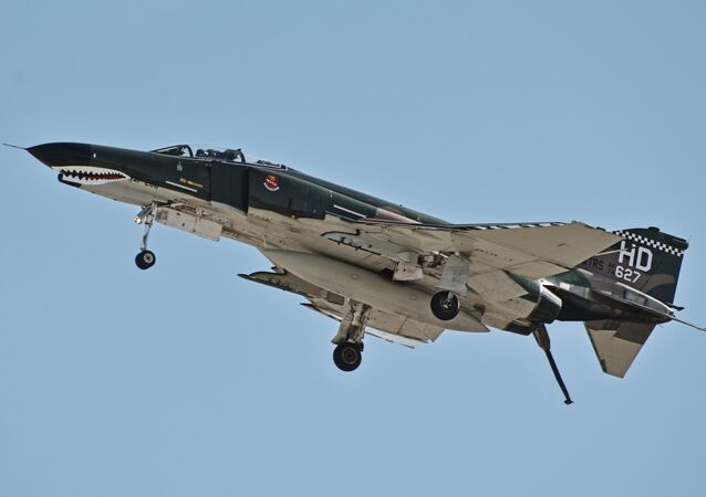 Caça F-4 Phantom II