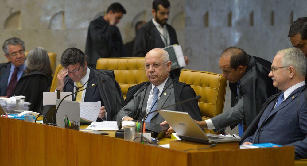 Plenário do STF julga segunda ação penal contra Cunha