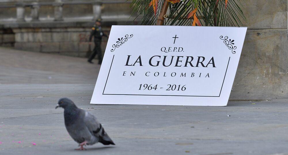 Colômbia e FARC definiram acordo sobre desarmamento e cessar-fogo nesta quinta, 23 de junho de 2016