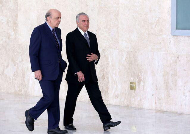 Governo Brasileiro avalia impacto sobre o país após referendo Brexit