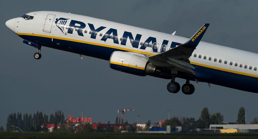 Boeing 737 da Ryanair