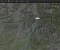 Screenshot do site Flightradar24, que mostra o avião A320 caido