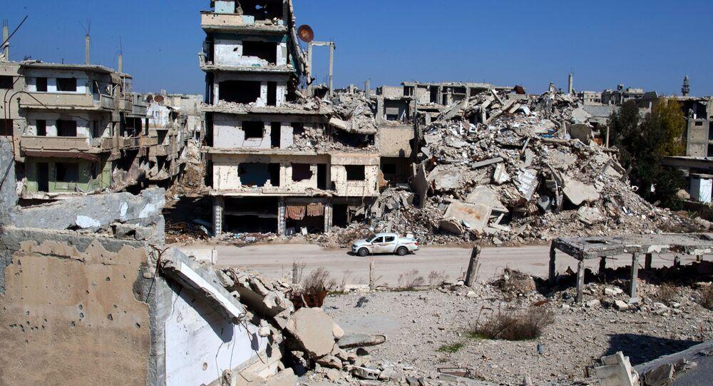 Homs, Síria