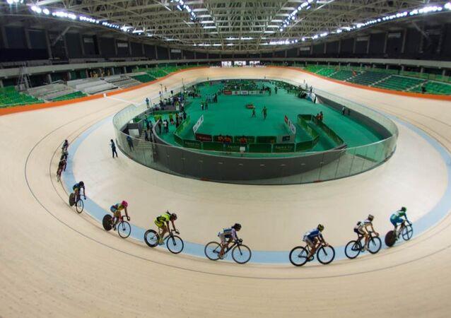 Rio entrega velódromo ao Comitê Organizador Rio 2016
