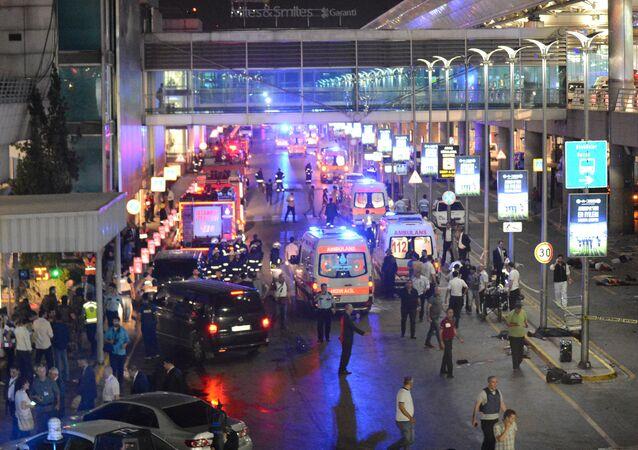 Aeroporto de Istambul Atatürk