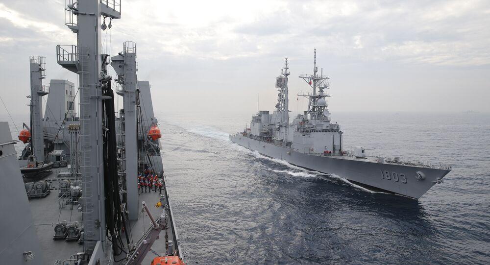 Navios militares de Taiwan