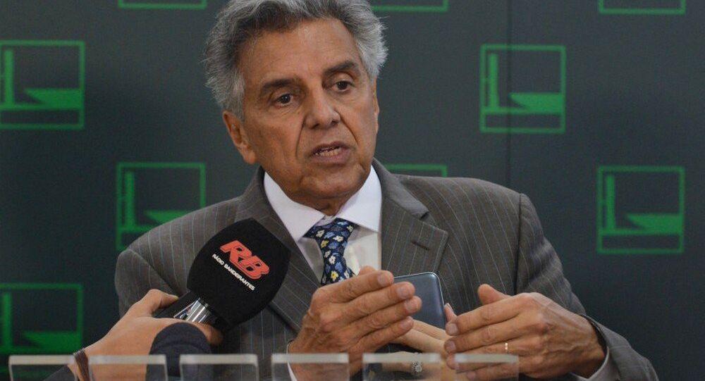Beto Mansur, fala sobre possibilidade de Eduardo Cunha renunciar a presidência da casa