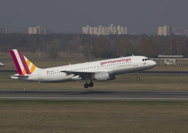 Avião da empresa Germanwings