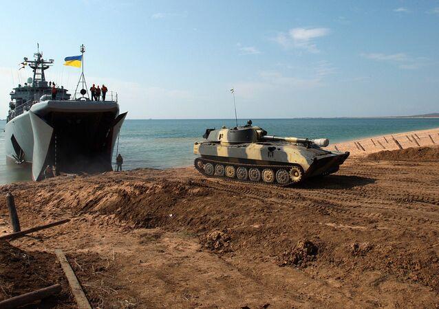 Exercícios militares das Forças Armadas da Ucrânia, 2008