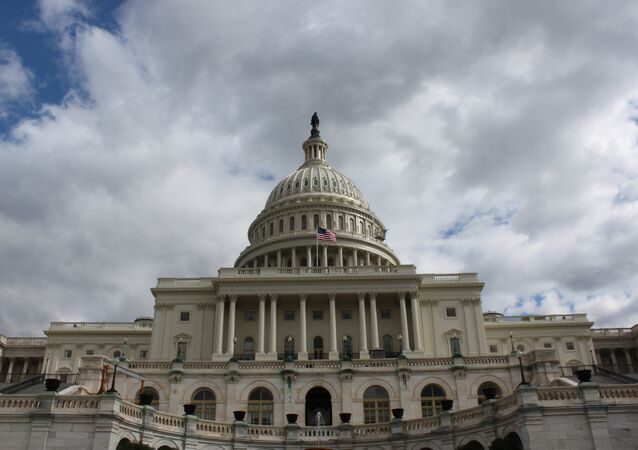 Senado dos EUA em Washington