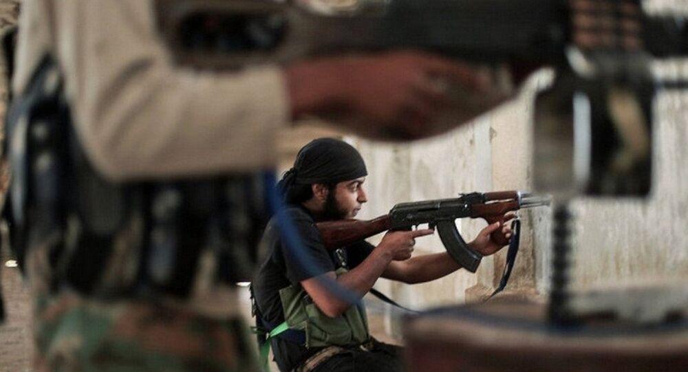 Militantes do Daesh