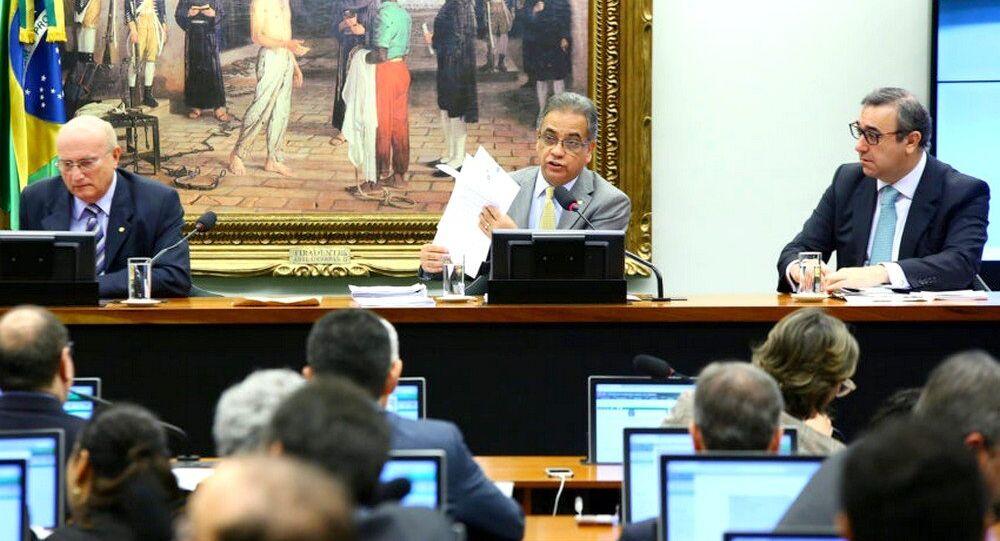Reunião da Comissão de Constituição, Justiça e Cidadania