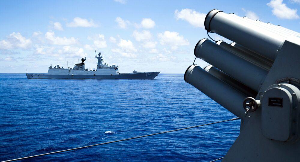 Presidente filipino disse que disputas no Mar do Sul da China serão resolvidas através de cooperação