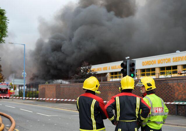 Acidente em Nechells acontece três anos após outro grande desastre em um centro de reciclagem do condado de West Midlands
