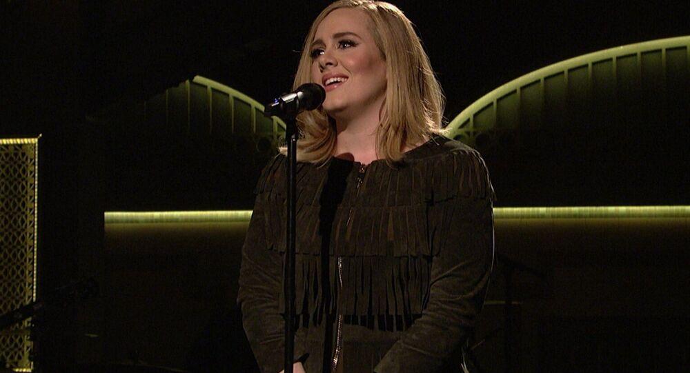 Adele fará show no Brasil em 2017
