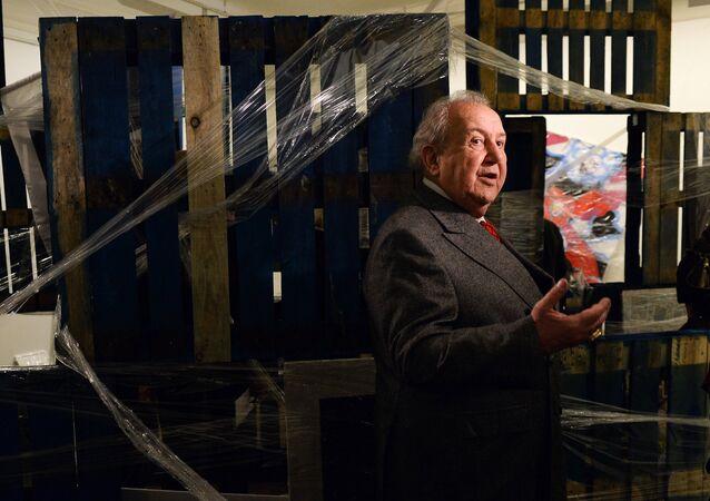 Zurab Tsereteli, escultor russo
