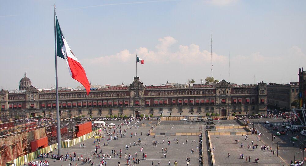 Zócalo, cidade de México