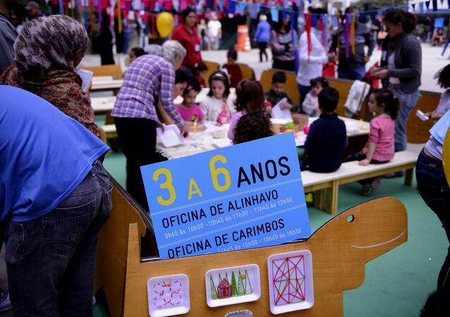 Prefeitura de SP articula rede de serviços para atender refugiados