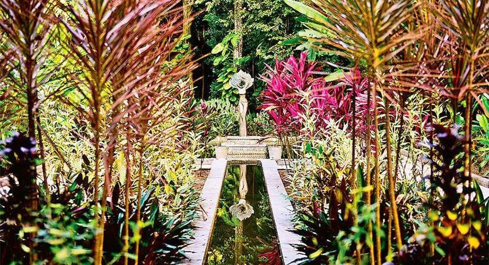 Festival de Arte Natural no Jardim Botânico do Rio
