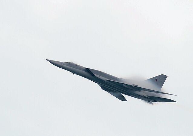 Tu-22, foto de arquivo