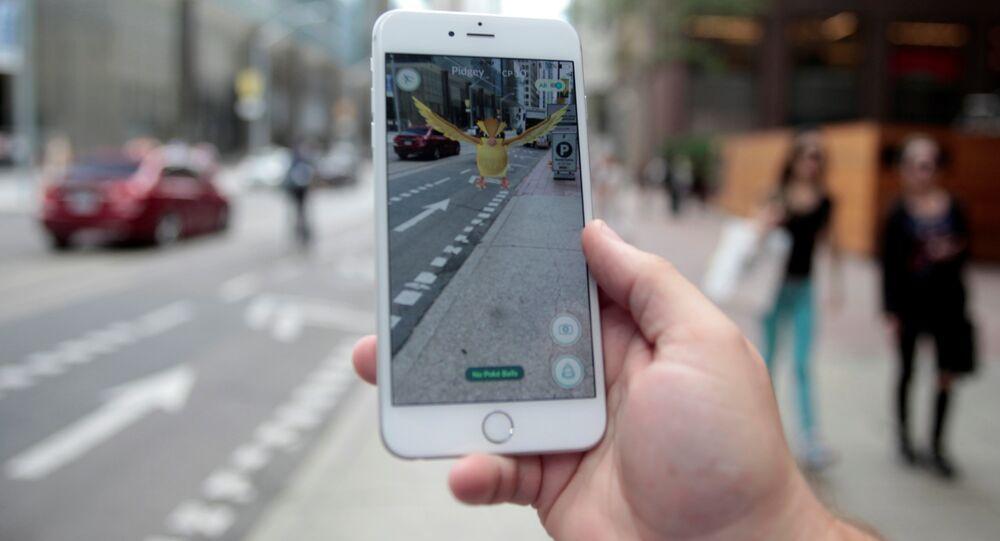 O jogo Pokémon Go