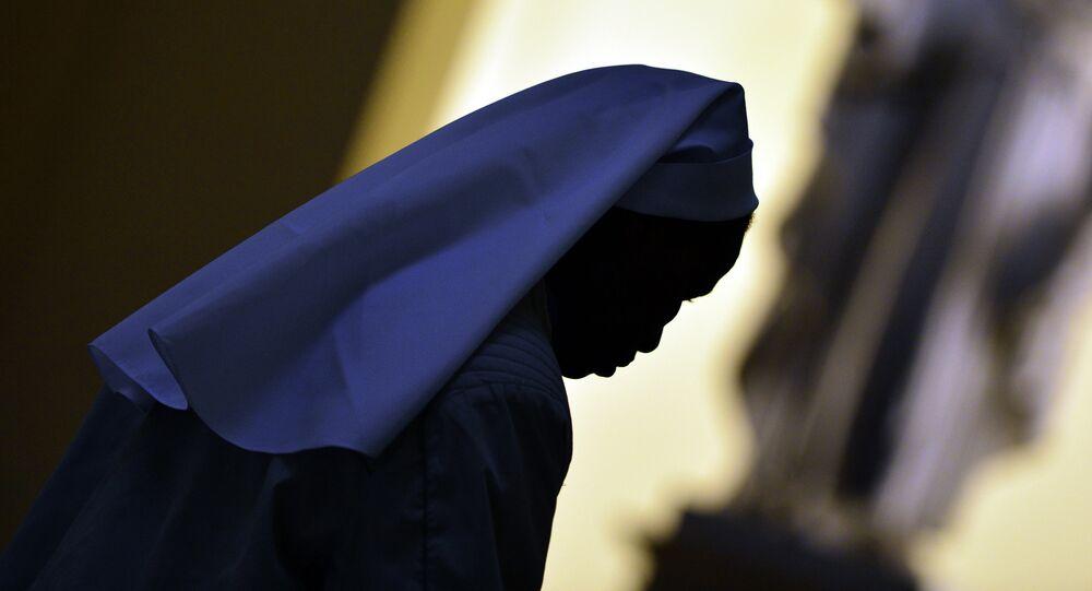 Uma freira