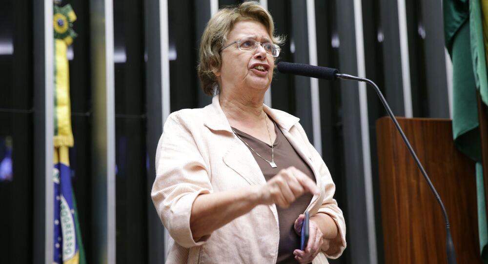Deputada Federal Margarida Salomão - PT/MG
