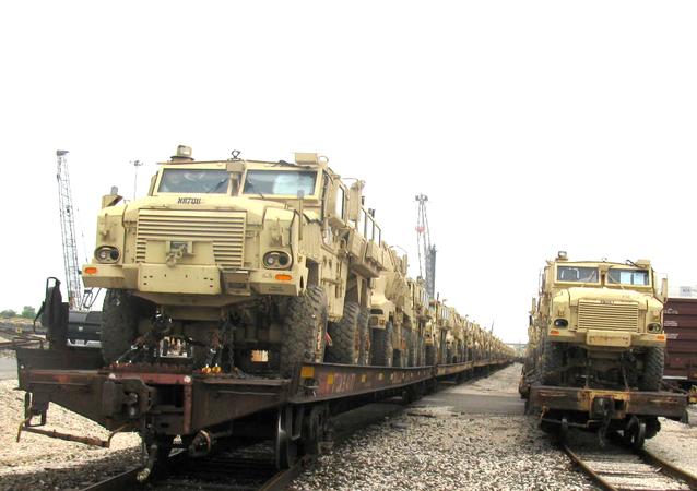 Veículos serão incorporados ao Comando de Operações Especiais dos EUA