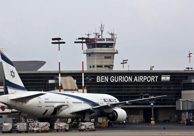 Aeroporto Internacional Ben Gurion, Tel-Aviv, Israel