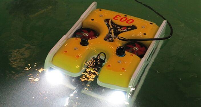 Submarino não tripulado Marlin 350